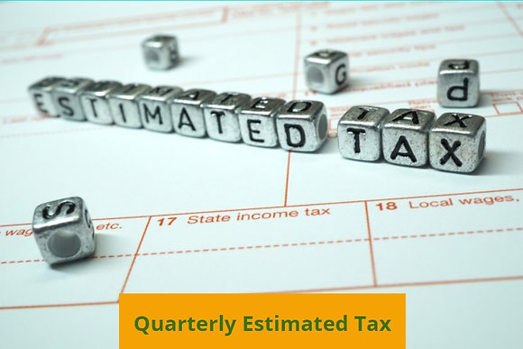 Quarterly Estimated Tax Calculation and Submission