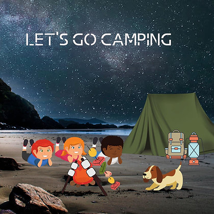 July Lesson Plan: Let's Go Camping