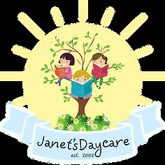 Janet's Daycare Logo