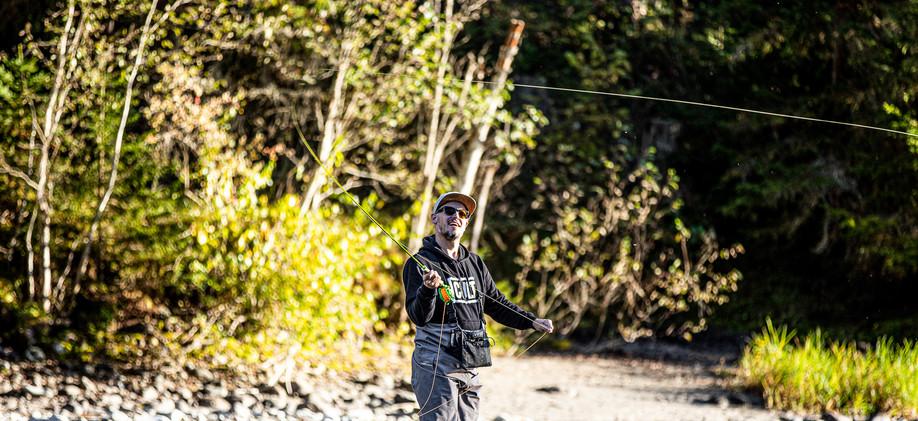 Flyfishing Engadine Fliegenfischen Engadin Guiding Catch and Release Unterengadin fischen Scuol Inn S-charl Renato Vitalini Rutenbau Rodbuilding Custom Fly Rod