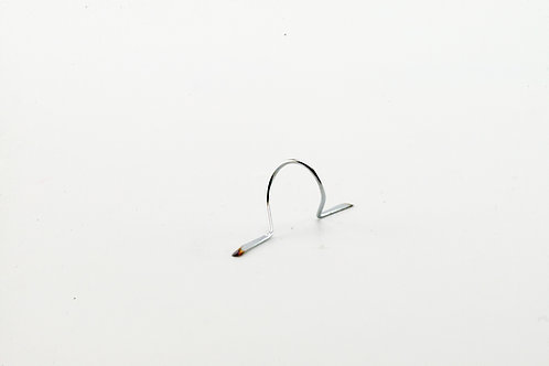 V-Stick Light Wire Snake Guide Bright Chrome VSLWSC