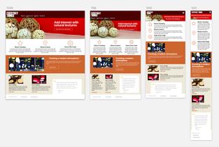 Responsive Web Design Practice
