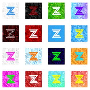 ZZ Logos