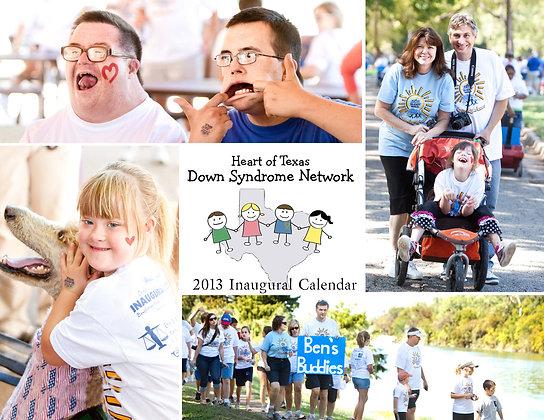 2013 HOTDSN Calendar