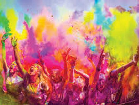 Colour Run 2019