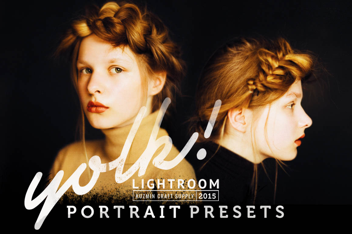 Yolk Studio Lightroom Presets