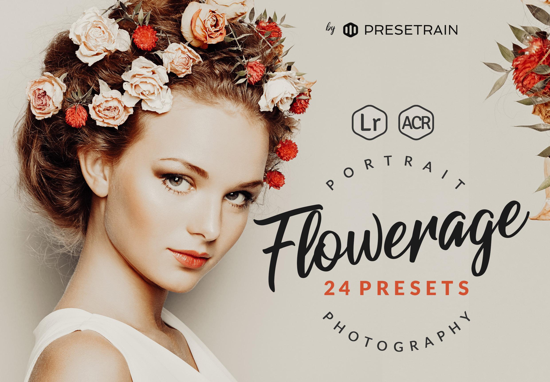 Flowerage Lightroom & ACR presets