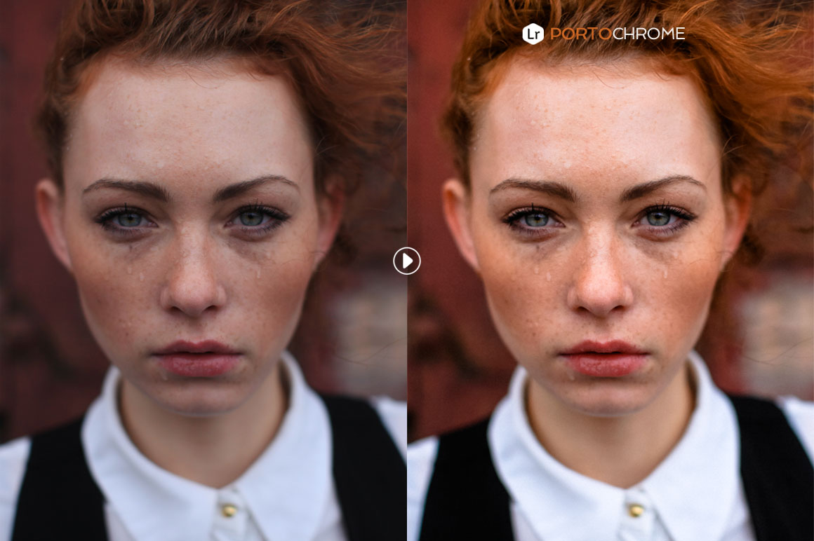 Portochrome Lightroom Presets - preview