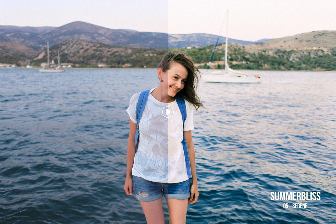 Summerbliss Lightroom Presets - preview