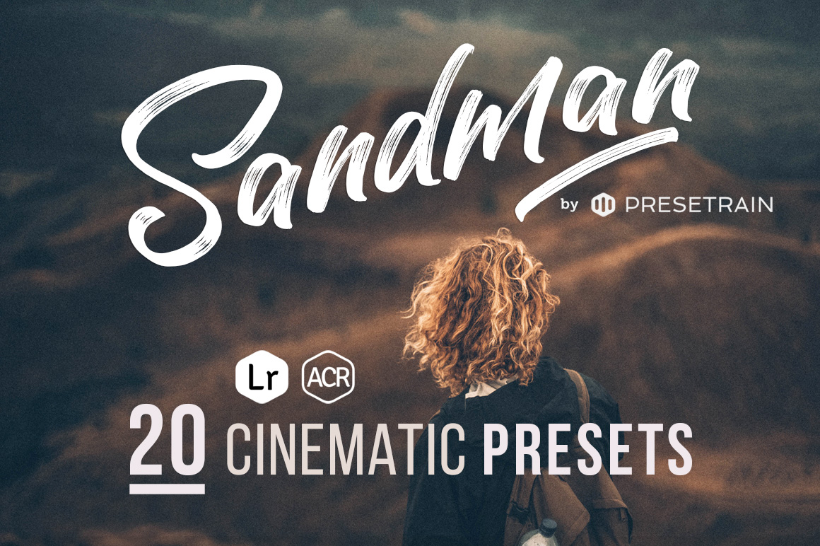 Sandman Cinematic Presets