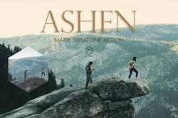 Ashen Landscape Photoshop Action - preview