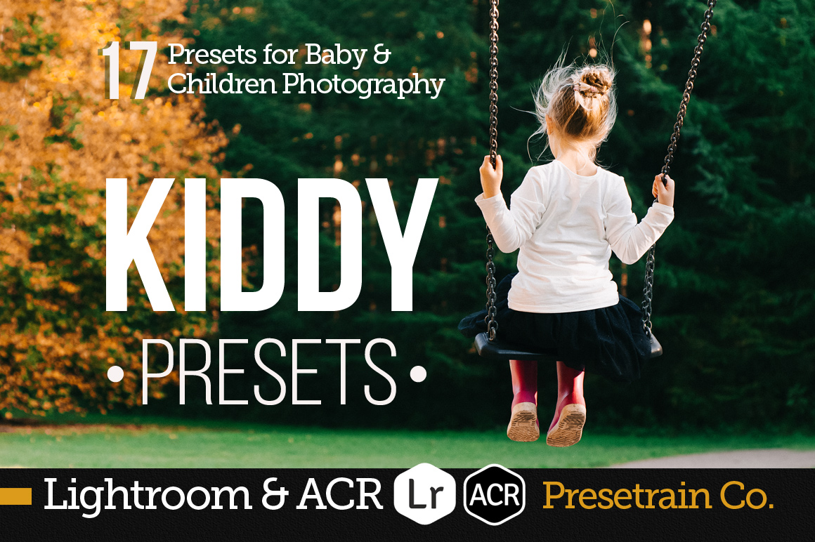 Kiddy Children presets by Presetrain