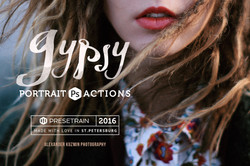 Gypsy Photoshop Actions