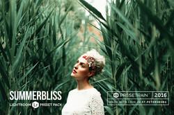 Summerbliss Lightroom Presets - preview