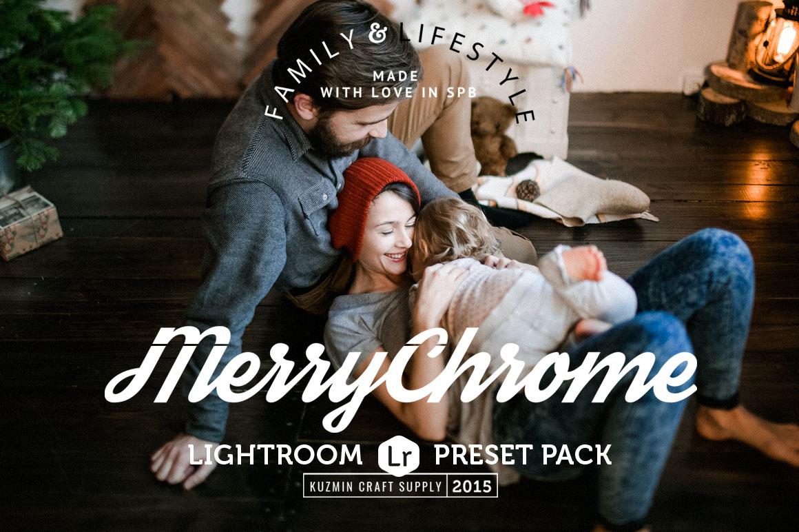 Merrychrome Preset Pack