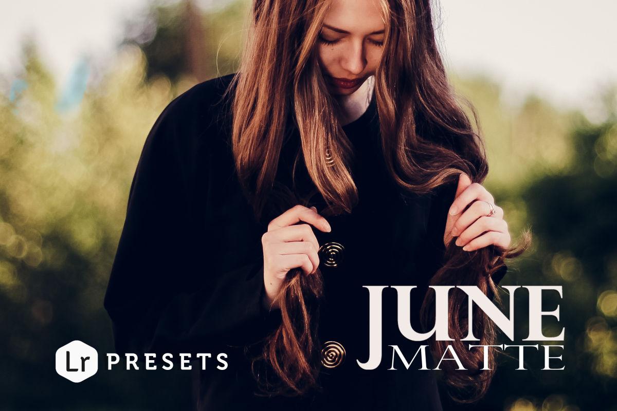 June Matte Presets for Lightroom