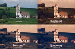 Burgundy Lightroom Presets - preview