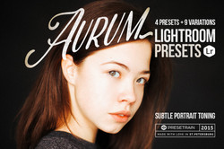 Aurum Lightroom Presets