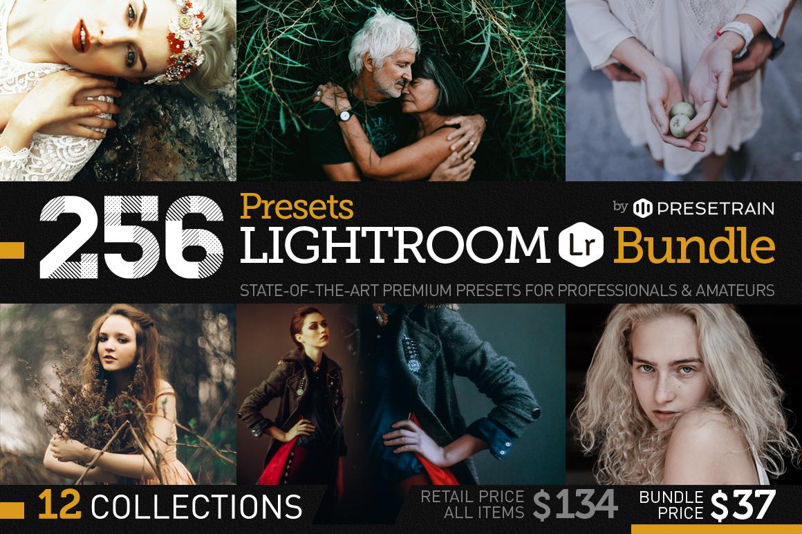 256 New Lightroom Presets Bundle