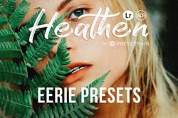 Heathen Eerie Presets for desktop and mo