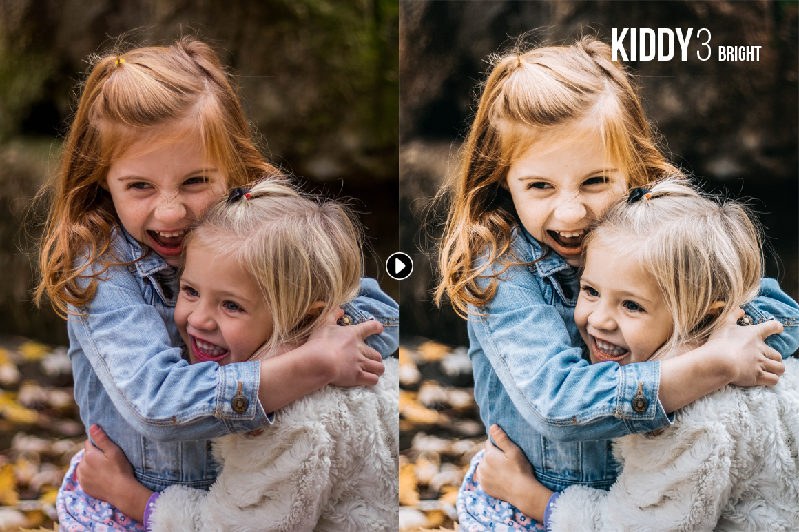 Kids presets