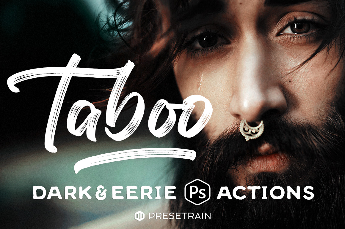 Taboo Dark & Eerie PS Actions