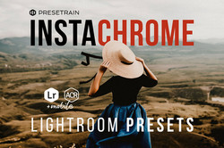 Instachrome Lightroom and ACR presets by