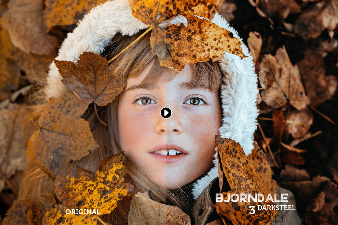 Bjorndale Lightroom Presets - preview