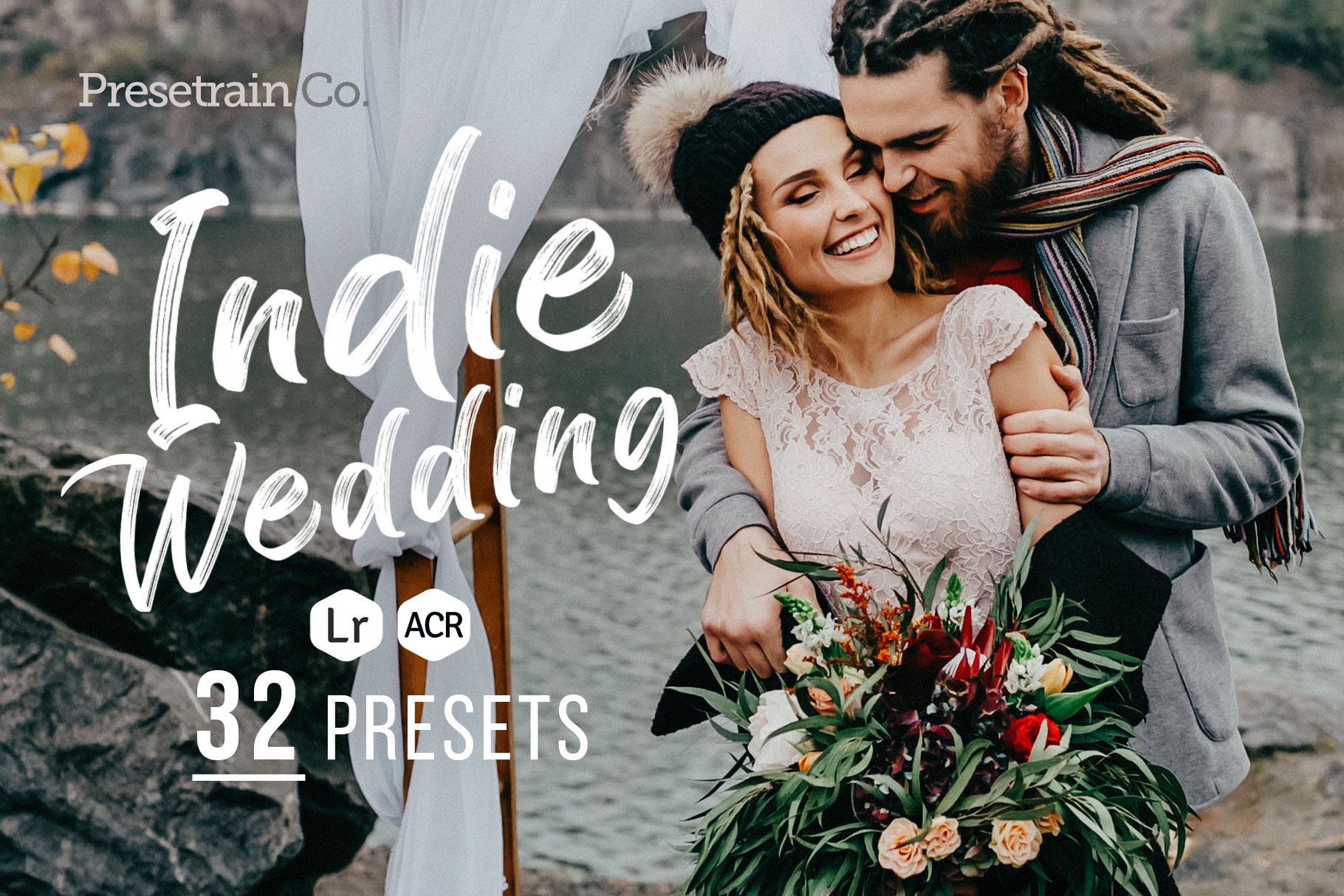 Indie Wedding Presets for LR & ACR
