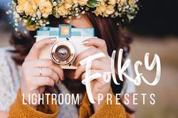 Folksy Lightroom Presets by Presetrain C