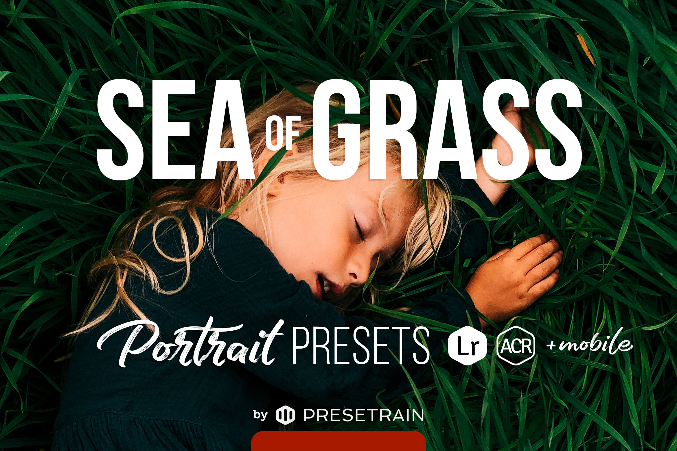 Sea of Grass Presets by Alexander Kuzmin