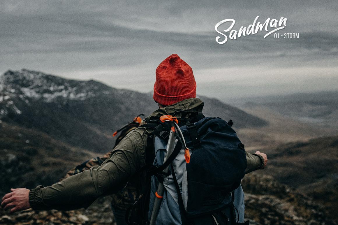Sandman Presets - preview 1