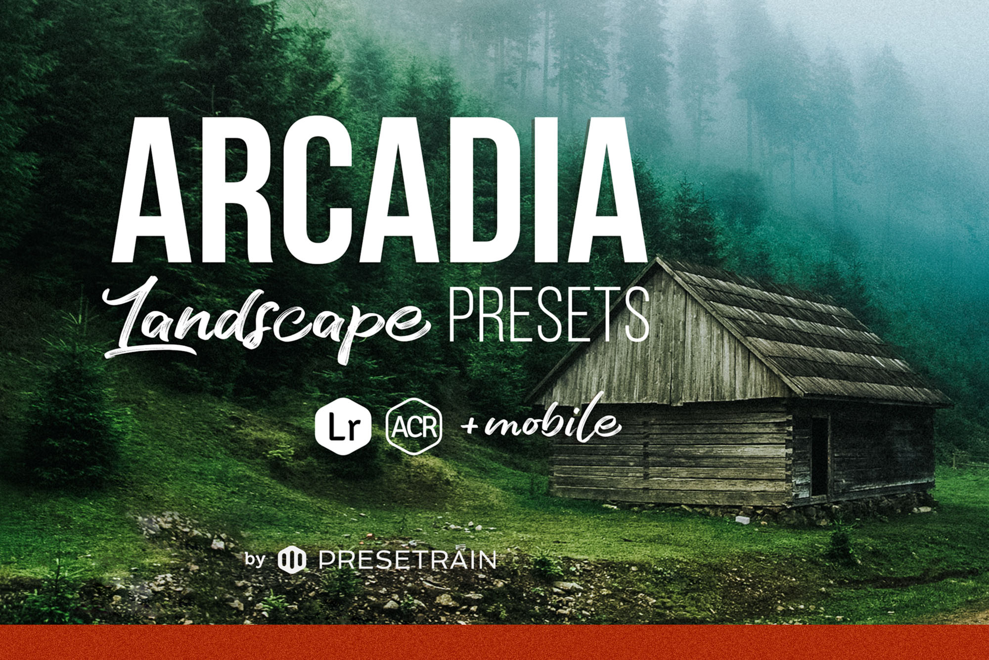 Arcadia Landscape Presets for Lightroom