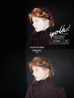 Yolk Studio Lightroom Presets - preview