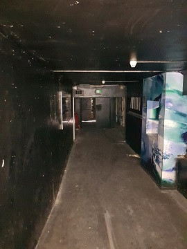 Hall existant