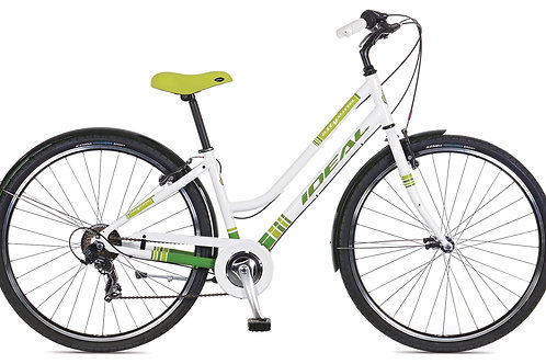 IDEAL CITYCOM WHITE/GREEN (M)