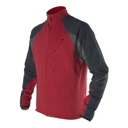 ENDURA MT500 FULL-ZIP RED (L)