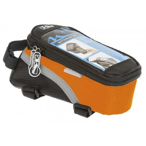 ROTTERDAM SMARTPHONE TOP TUBE BAG ORANGE