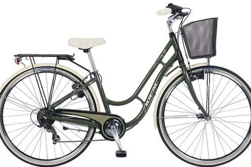 IDEAL CITYLIFE OLIVE GREEN (M)