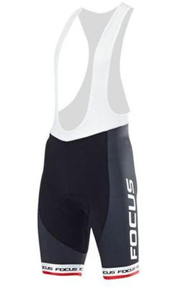 FOCUS BIB-SHORT BLACK