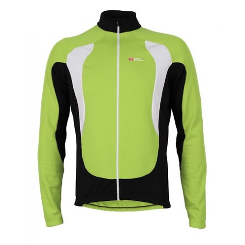 BICYCLE LINE JERSEY GREEN (L)