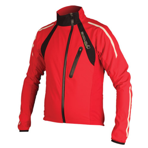 EQUIPE THERMO WINDSHIELD JACKET RED (XL)