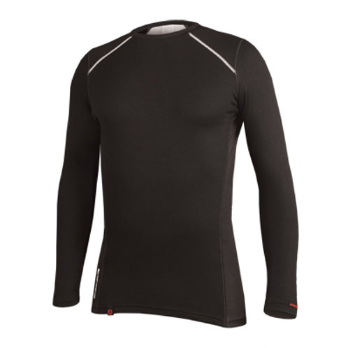 ENDURA TRANSMISSION II L/S BLACK (M, L, XL)