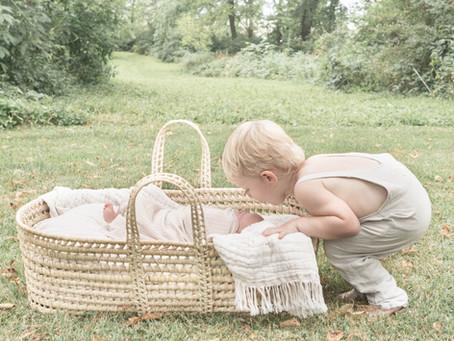 Mineral Point Newborn Photographer | Vayda's Glimpse