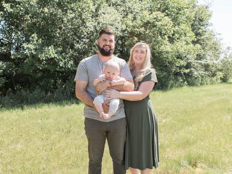 Sun Prairie Family Photographer   Gibb's  Family Glimpse