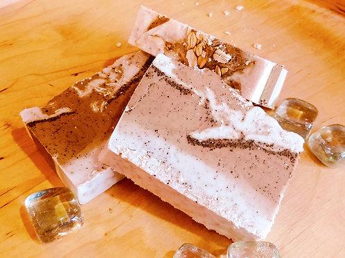 Coffee & Oatmeal Soap Bar