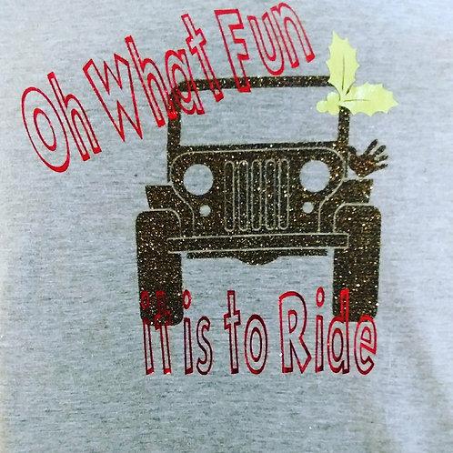 Oh What Fun T-Shirt