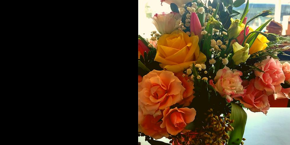Makers & Mead: Floral Design 101