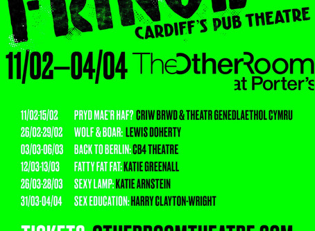 BACK TO BERLIN is coming to Cardiff!