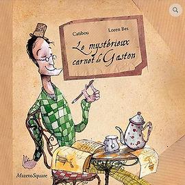 New : Le mystérieux canret de Gaston